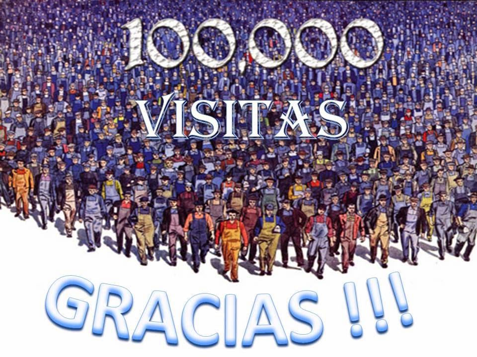 100.000 VISITAS