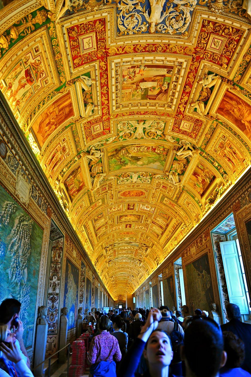 Merlin and Rebecca CRF Vatican City Part 2