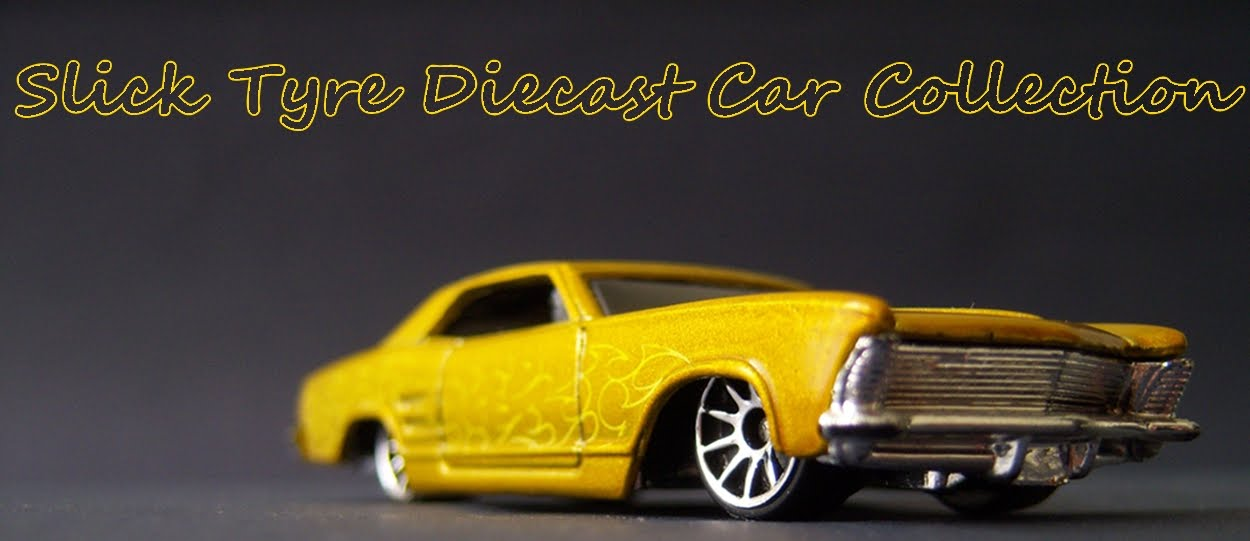 Slick Tyre Diecast Car Collection