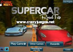 Jugar Supercar Road Trip