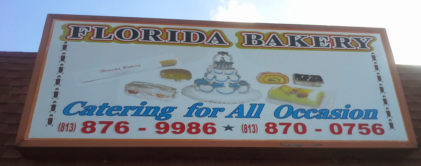 Breakfast Bro: Florida Bakery of Tampa