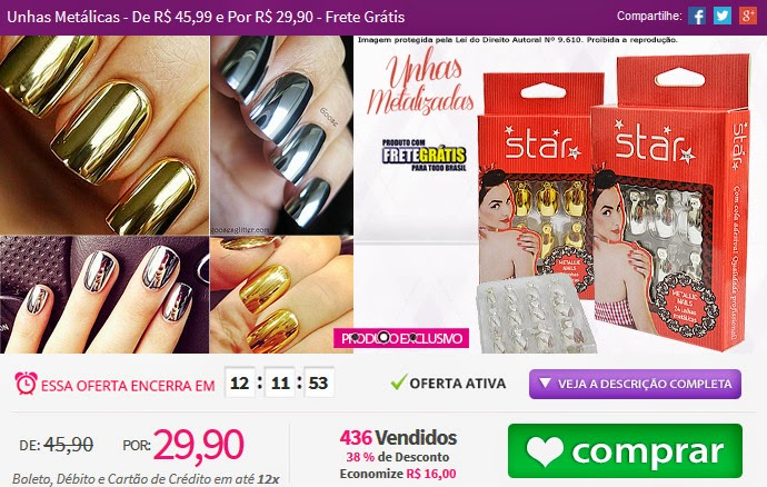 http://www.tpmdeofertas.com.br/Oferta-Unhas-Metalicas---De-R-4599-e-Por-R-2990---Frete-Gratis-472.aspx