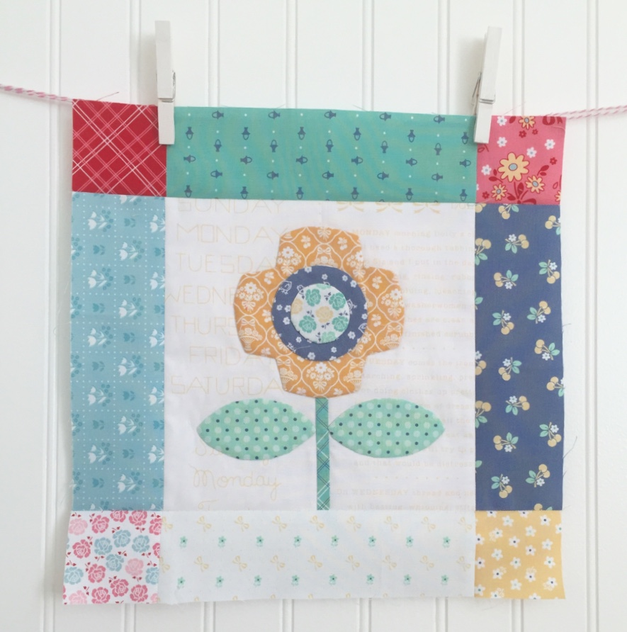 BLOOM Sew Along! 13