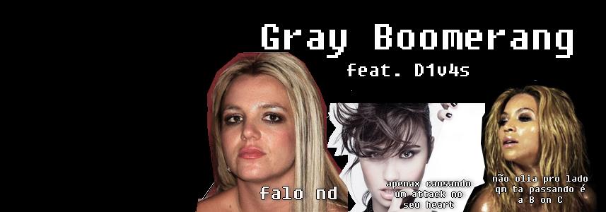 Gray Boomerang