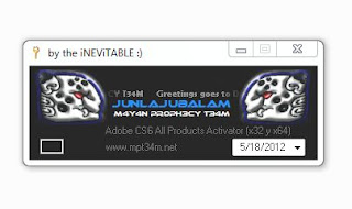Adobe CS6 All Product Activator Crack Patch