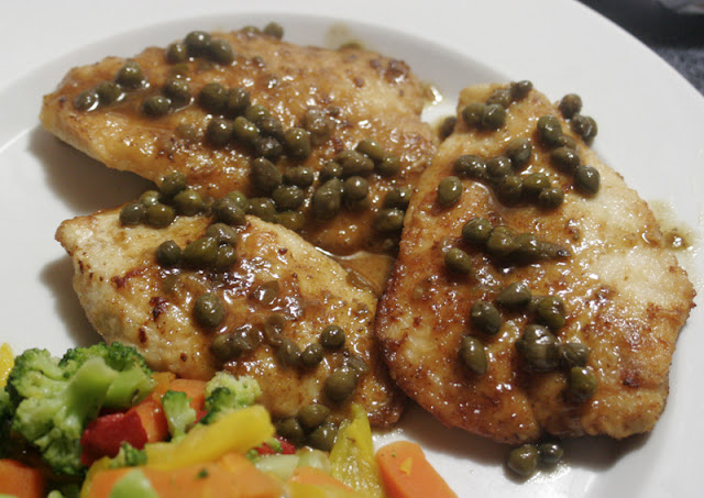 Chicken Piccata Recipe - Dinner in 30 Minutes!