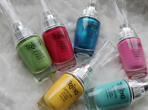 Trind Beauty & the Beach voorjaar/zomer collectie 2014.