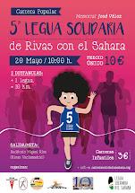 Running Rivas, Organizador de la Legua Solidaria de Rivas