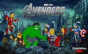 Avengers Wallpaper!