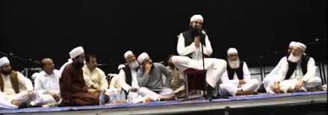 Maulana Tariq Jameel Bayan Spain 04-05-2014