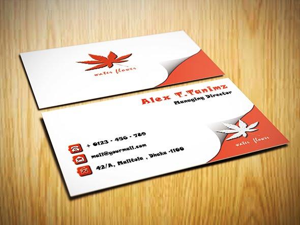 RESPONSIVE PEEL CARD