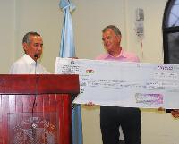 Gobierno entrega 712 millones parta terminación de acueducto en Higüey