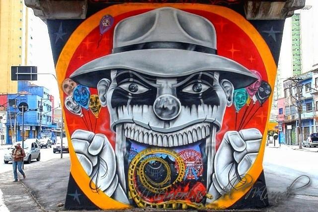 Arte Urbano y Grafitis en Sao Paulo