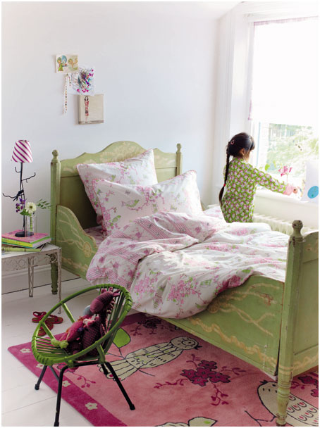 Apple Blossom Designers Guild Kids. Funda Nordica
