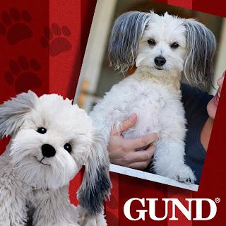 GUND Dog Plush Toy