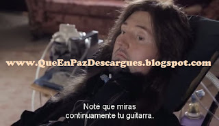 Jason Becker: Not Dead Yet. Subtítulos en español