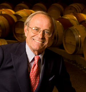 Boxwood Winery owner John Kent Cooke
