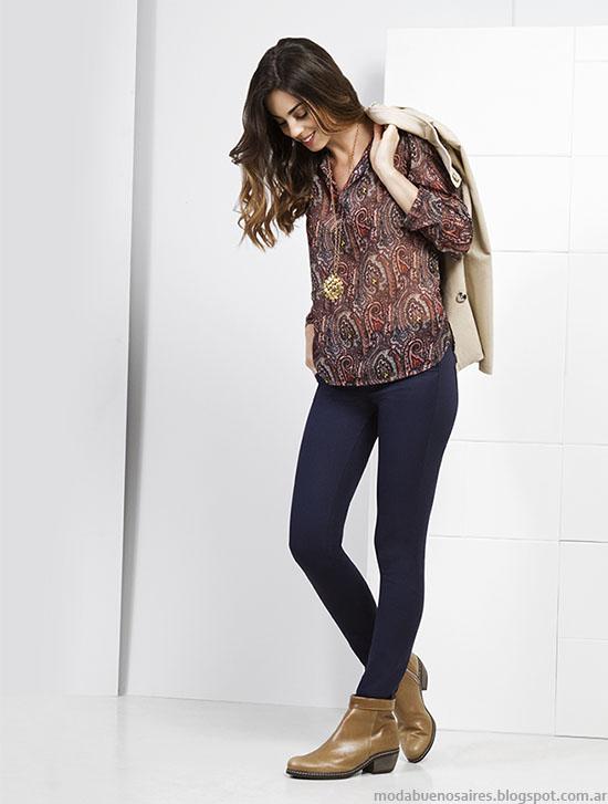 NMD otoño invierno 2015 blusas de moda 2015.