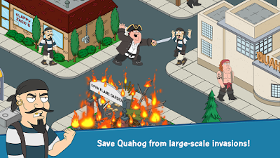 Family Guy The Quest For Stuff MOD APK 1.15.0-Screenshot-2