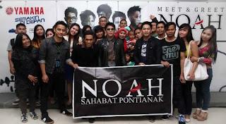Yamaha Indonesia Gandeng Noah