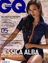 Jessica Alba GQ - 2007