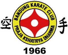 lambang bandung karate club