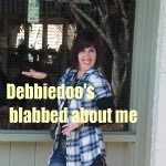 Thanks Debbie