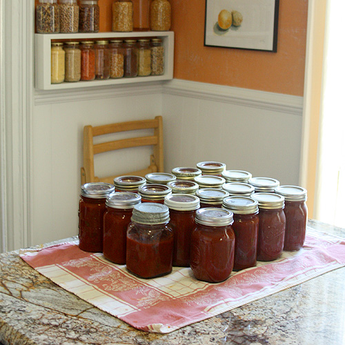 foy update canning pizza sauce and tomato sauce recipe