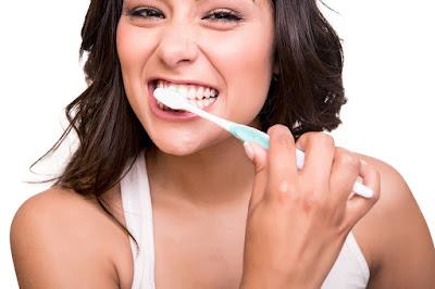Cara Menggosok Gigi Yang Baik Dan Benar