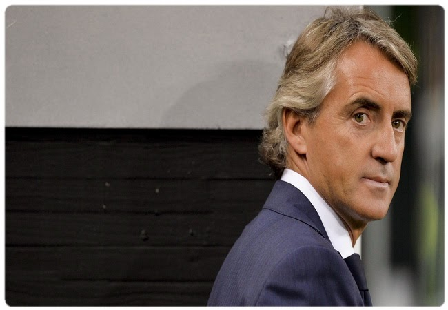 Mancini: We want to get back into the Champions League