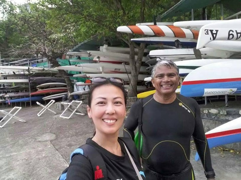 Clean Half Extreme Marathon Swim (15 km) Hong Kong