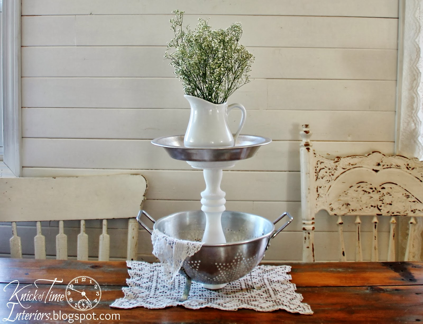 repurposed-metal-kitchen-strainer