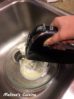 Melissa's Cuisine: Baking Made Easier with Hamilton Beach Mixers