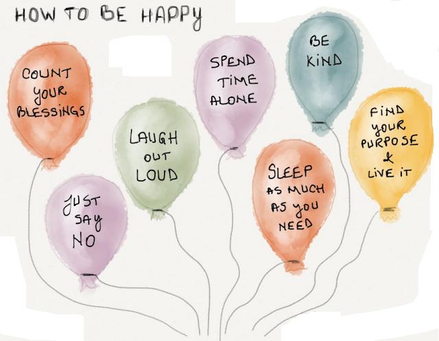 खुश कैसे रहें
