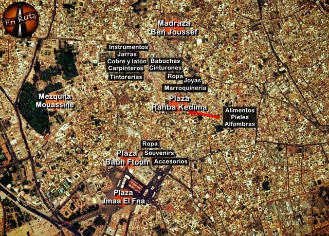 Mapa-Zoco-Marrakech