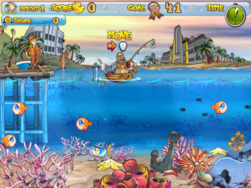 urang wae free pc game offline fishing craze full