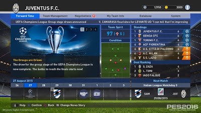Pro Evolution Soccer 2016 Full PC Download