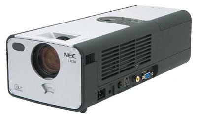 Projector NEC LT170