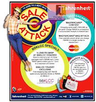 Fahrenheit88 Sale Attack 2012