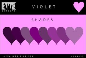Shades of Violet: