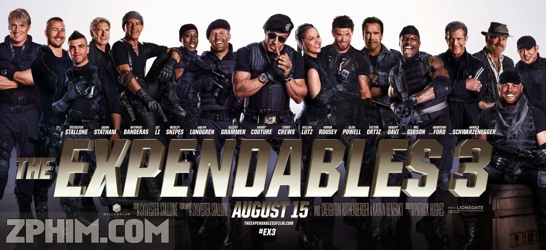 Ảnh trong phim Biệt đội đánh thuê 3 - The Expendables 3 1