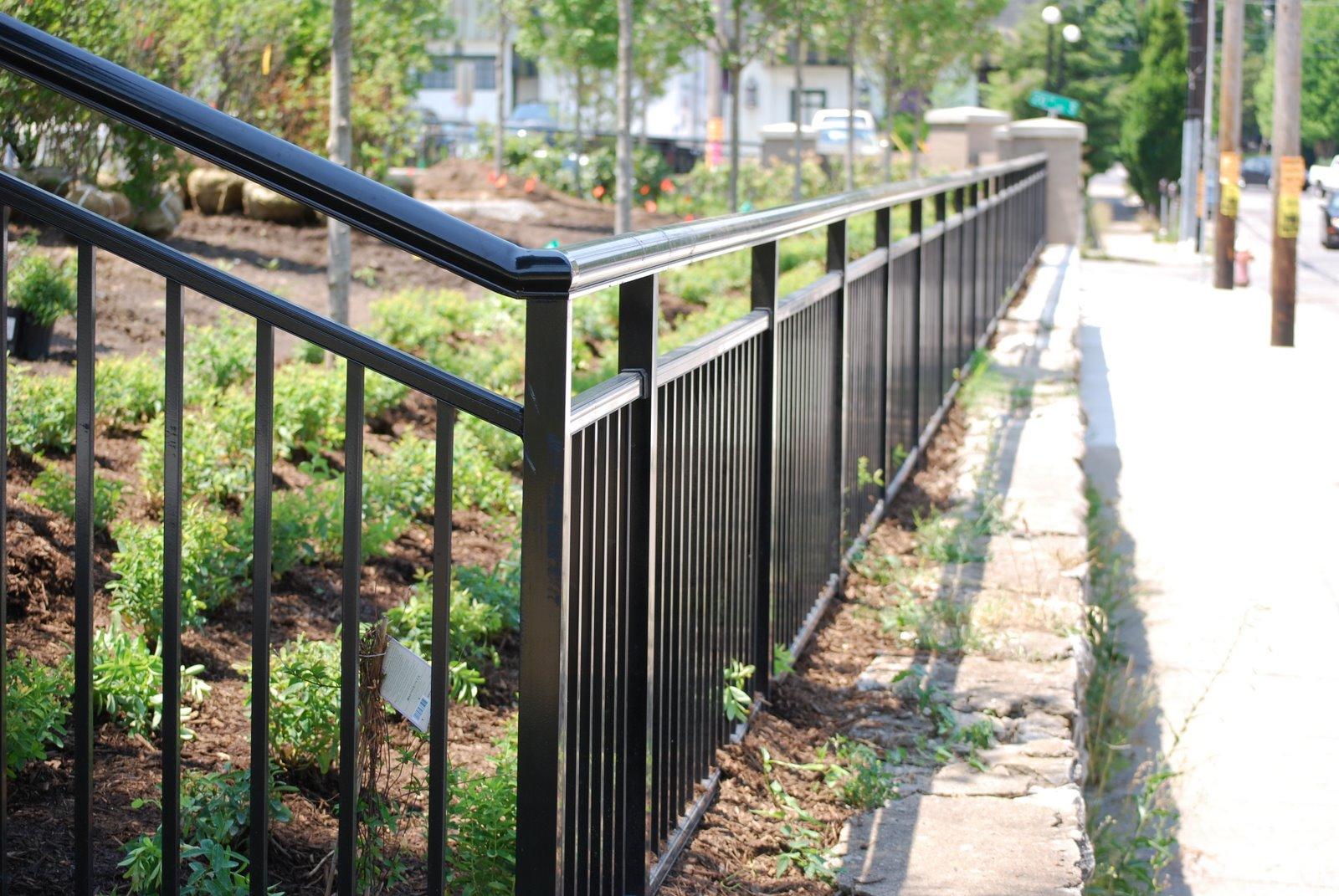 Ultra aluminum fencing gates and handrails november