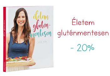 """""""Életem gluténmentesen"""" 20% kedvezménnyel megrendelhető!"""