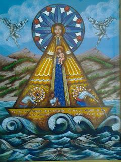 Luis Pardini Virgen de la Caridad