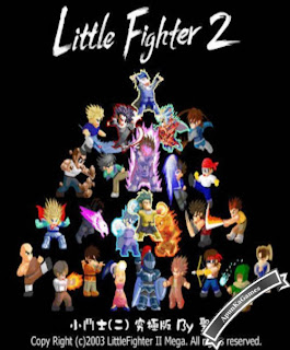 Little Fighter 2 Night Cover, Poster