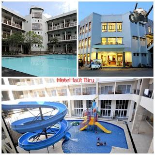 Hotel laut Biru Beach