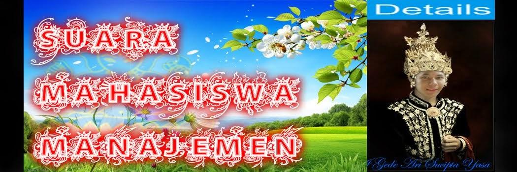 SUARA MAHASISWA