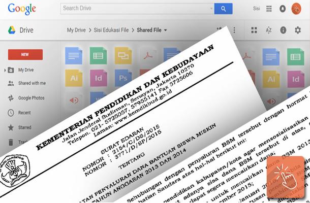Surat Edaran Kemdikbud RI Tentang Percepatan Penyaluran Dana BSM Tahun Anggaran 2013 dan 2014