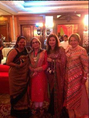 Celebrities at Arpita Khan's Wedding festivities in Hyderabad