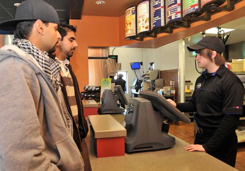 writing resumes  responsibilities of a fast food cashier